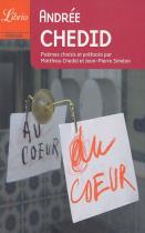 """Couverture du livre : """"Au coeur du coeur"""""""