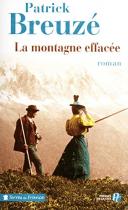 """Couverture du livre : """"La montagne effacée"""""""
