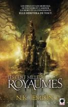 """Couverture du livre : """"Les cent mille royaumes"""""""