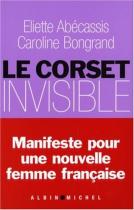 """Couverture du livre : """"Un corset invisible"""""""