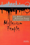 """Couverture du livre : """"Millenium people"""""""