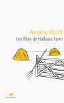 """Couverture du livre : """"Les filles de Hallows farm"""""""
