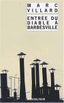 """Couverture du livre : """"Entrée du diable à Barbèsville"""""""