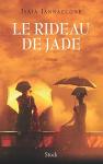 """Couverture du livre : """"Le rideau de jade"""""""
