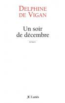 """Couverture du livre : """"Un soir de décembre"""""""