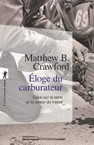 """Couverture du livre : """"Éloge du carburateur"""""""