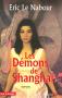 """Couverture du livre : """"Les démons de Shanghai"""""""