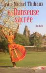 """Couverture du livre : """"La danseuse sacrée"""""""