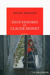 """Couverture du livre : """"Deux remords de Claude Monet"""""""