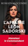 """Couverture du livre : """"L'affaire Léon Sadorski"""""""