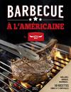 """Couverture du livre : """"Barbecue à l'américaine"""""""