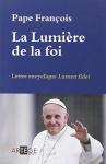 """Couverture du livre : """"La lumière de la foi"""""""