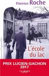 """Couverture du livre : """"L'école du lac"""""""
