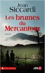"""Couverture du livre : """"Les brumes du Mercantour"""""""