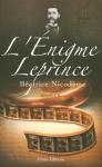 """Couverture du livre : """"L'énigme Leprince"""""""