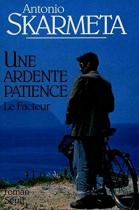 """Couverture du livre : """"Une Ardente patience"""""""