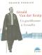 """Couverture du livre : """"Gérald Van der Kemp"""""""
