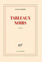 """Couverture du livre : """"Tableaux noirs"""""""