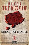 """Couverture du livre : """"Le sceau du diable"""""""