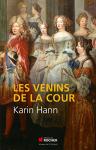"""Couverture du livre : """"Les venins de la cour"""""""