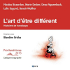 """Couverture du livre : """"L'art d'être différent"""""""