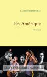 """Couverture du livre : """"En Amérique"""""""