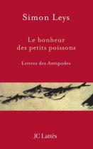 """Couverture du livre : """"Le bonheur des petits poissons"""""""