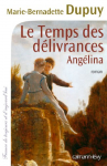 """Couverture du livre : """"Le temps des délivrances"""""""