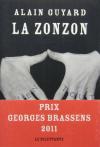 """Couverture du livre : """"La zonzon"""""""