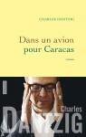 """Couverture du livre : """"Dans un avion pour Caracas"""""""