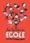 """Couverture du livre : """"Les secrets de l'école"""""""