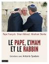 """Couverture du livre : """"Le pape, l'imam et le rabbin"""""""