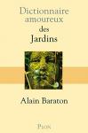 """Couverture du livre : """"Dictionnaire amoureux des jardins"""""""