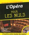 """Couverture du livre : """"L'opéra pour les nuls"""""""