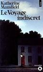 """Couverture du livre : """"Le voyage indiscret"""""""