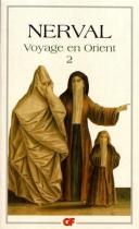"""Couverture du livre : """"Le voyage en Orient, tome 2"""""""
