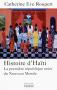 """Couverture du livre : """"Histoire d'Haïti"""""""