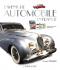 """Couverture du livre : """"L'aventure automobile en France"""""""