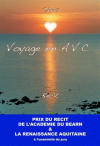 """Couverture du livre : """"Voyage en AVC"""""""