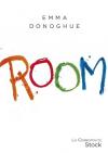 """Couverture du livre : """"Room"""""""