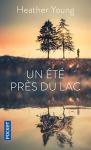 """Couverture du livre : """"Un été près du lac"""""""