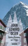 """Couverture du livre : """"Quatre hommes sur l'Eiger"""""""