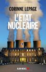 """Couverture du livre : """"L'État nucléaire"""""""