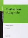 """Couverture du livre : """"Civilisation espagnole"""""""