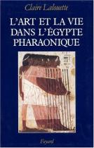 """Couverture du livre : """"L'art figuratif dans l'Égypte pharaonique"""""""
