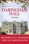"""Couverture du livre : """"Daringham Hall"""""""