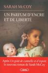 """Couverture du livre : """"Un parfum d'encre et de liberté"""""""