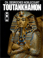 """Couverture du livre : """"Vie et mort d'un pharaon"""""""