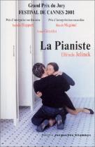 """Couverture du livre : """"La pianiste"""""""