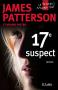 """Couverture du livre : """"17e suspect"""""""